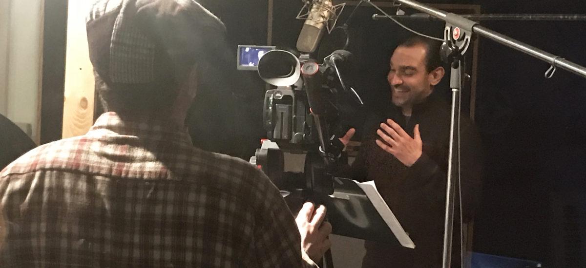 FILMING AQSB